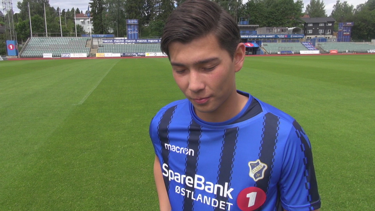 Hou Sæter klar for Stabæk